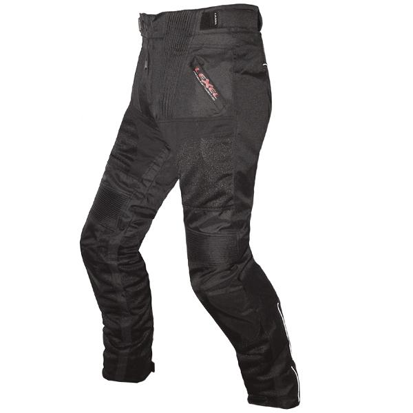 a7a55033d54a Pantalone moto uomo Man HEAT WAVE 4 SEASON a 3 strati colore Nero