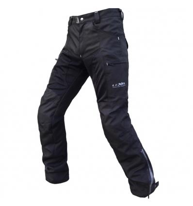 Pantalone  moto uomo Man VERSUS a 2 strati colore Nero