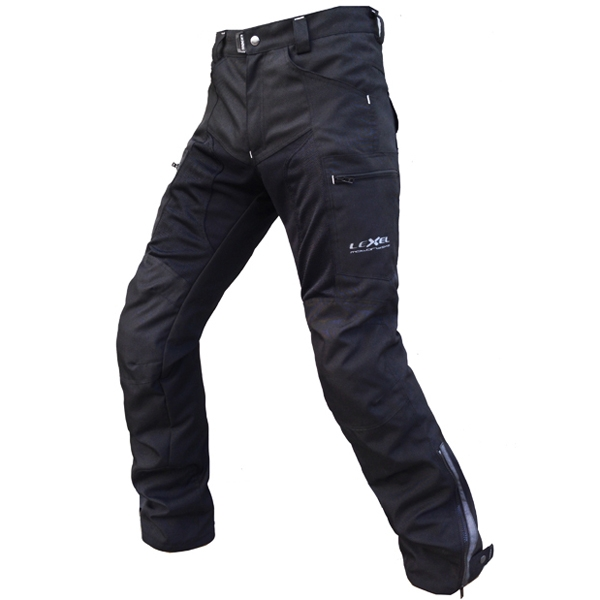 Pantalone moto uomo Man VERSUS a 2 strati colore Nero 7844e7b98f2