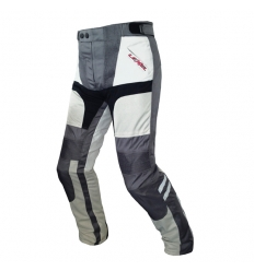 aeccf39a752a Pantalone moto uomo Man HEAT WAVE 4 SEASON a 3 strati colore Grigio Chiaro