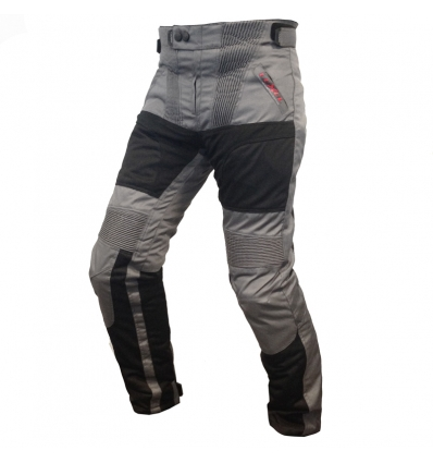 Pantalone moto uomo Man HEAT WAVE 4 SEASON a 3 strati colore Antracite Nero