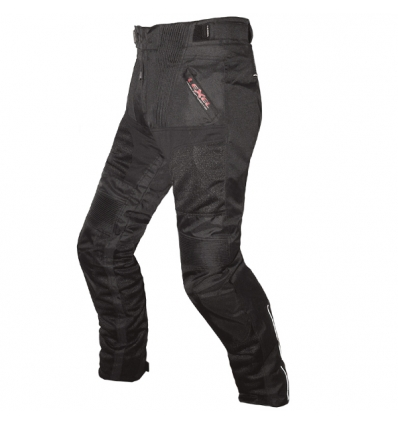 Pantalone moto donna Lady HEAT WAVE 4 SEASON a 3 strati colore Nero