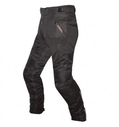 Pantalone moto donna Lady HEAT WAVE 4 SEASON a 3 strati colore Nero