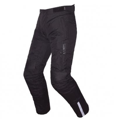 Pantalone moto uomo Man APOLLO 4 SEASON a 3 strati colore  Nero