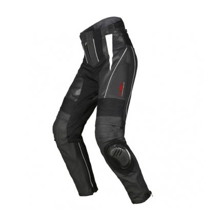 Pantalone  moto uomo MAN PGP Racing in Pelle colore Nero