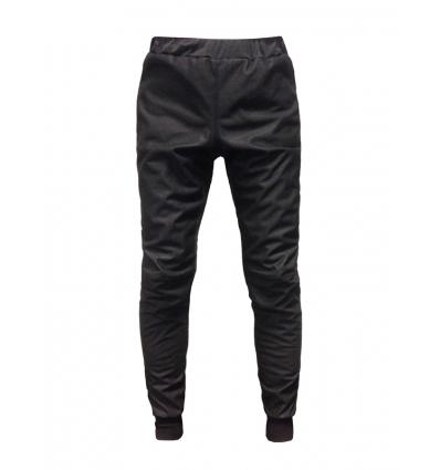 Pantalone moto unisex  WINDTEX termico e antivento colore Nero