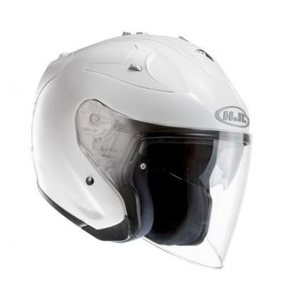 Casco moto jet HJC FG-JET Bianco Lucido
