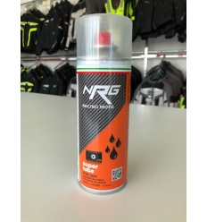 SUPER LUBE Spray NRG Racing Bike  - LUBRIFICANTE CATENE TRASPARENTE