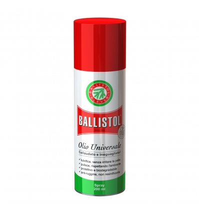 OLIO UNIVERSALE 10 in 1 Spray - BALLISTOL