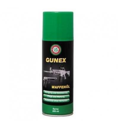 GUNEX Olio protettivo e solvente Spray - BALLISTOL
