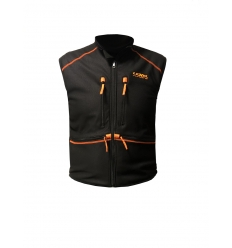 UPSIDE - Gilet Termico e Antivento in Windtex